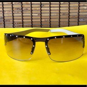 Gucci 1823/S Chocolate Beige Sunglasses
